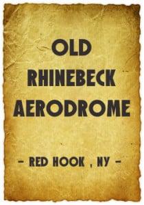 Old Rhinebeck Aerodome