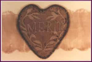 The Badge of Military Merit circa 1782