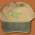 Caldwell House Baseball Caps