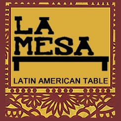 La Mesa - Student Charity Dining Event - September 15, 2012