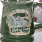 Caldwell House Logo Coffee Mugs
