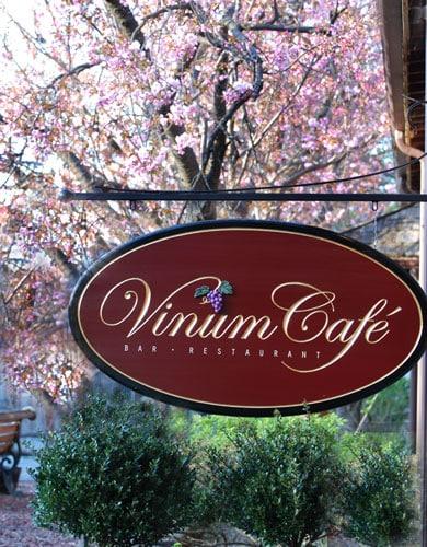 Vinum Cafe Restaurant And Wine Bar Washingtonville Ny